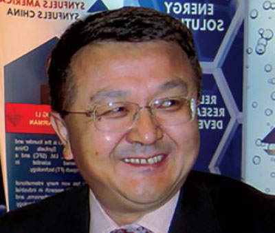 Prof Yong-Wang Li photo